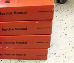 2014 GMC TERRAIN & CHEVY EQUINOX Service Shop Repair Manual Set FEO NEW ... - $494.97