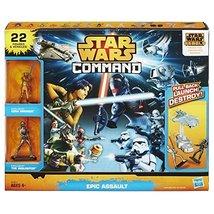 Star Wars Command Epic Assault Set - $23.99