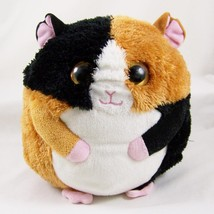 "Ty Beanie Ballz SPEEDY Guinea Pig Hamster Plush 7"" Large Stuff Ball Oran... - $13.98"