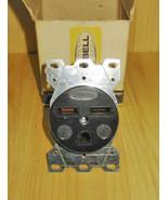 30 AMP 250 VOLT FLUSH MOUNT RECEPTACLE (NEMA 6-30R) ~ NEW! - $14.99