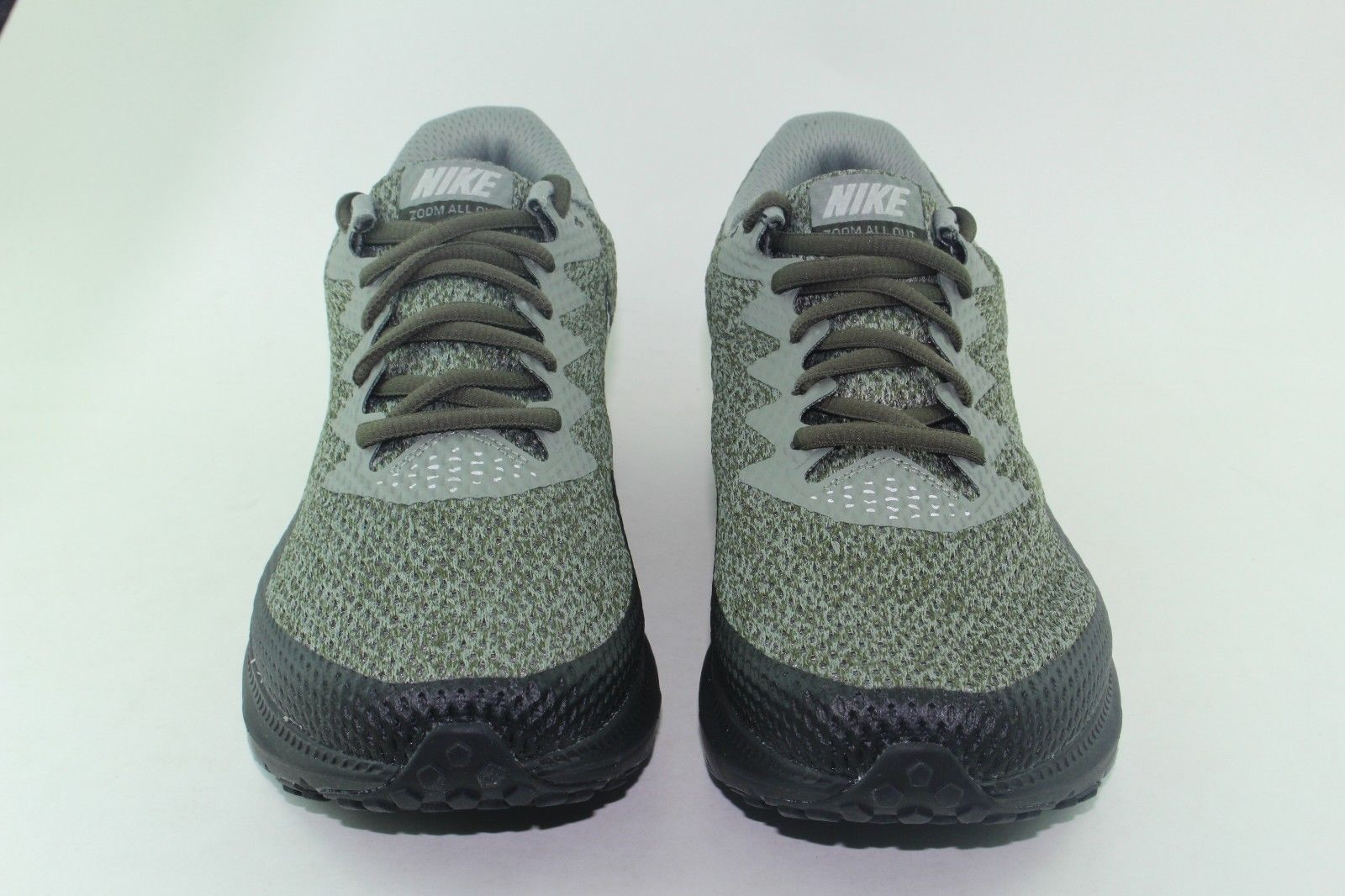 release date 97d8e 7660e NIKE ZOOM ALL OUT LOW 2 MEN SIZE 8.5 KHAKI COMFORT RUNNING