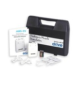 Drive Medical Portable EMS with Timer and Carrying Case - $61.74