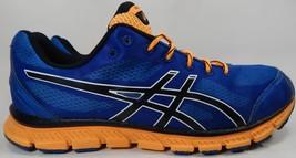 Asics Gel Flash Size US 13 M (D) EU 48 Men's Running Shoes Blue Orange T2J0N
