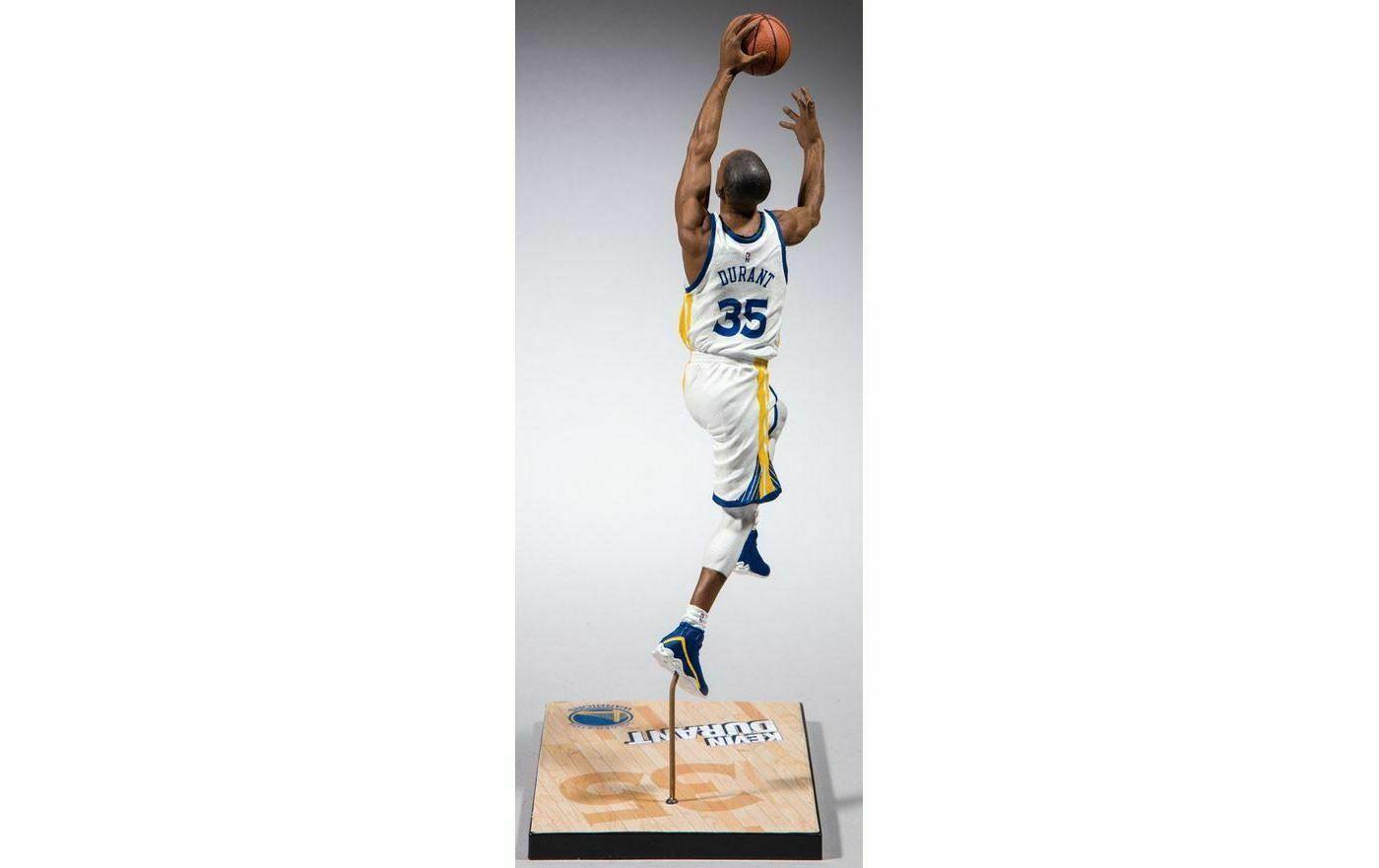 Kevin Durant (Golden State Warriors) McFarlane NBA 2K19 Series 1 image 2