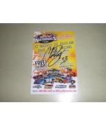 2011 Nascar Clint Bowyer Autographed Daytona 500 Volusia Spe - $9.99