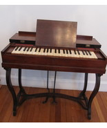 Antique Melodeon Reed Pump Organ Rosewood 4 Octave - $1,200.00