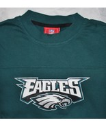 Philadelphia Eagles NFL Pullover Size Large  - $16.75