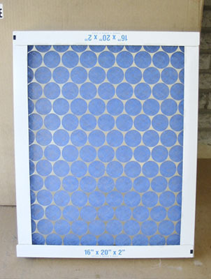 "Primary image for GLASFLOSS AIR FILTERS (14"" x 20"" x 2"") FULL BOX of 12 ~ NEW!"