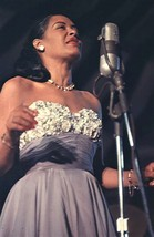 Billie Holiday performing in the late 1940's  - $7.18