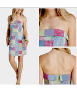 NWT Vineyard Vines Heritage Patchwork Dress Size 6 - Rare, Limited Editi... - $85.14
