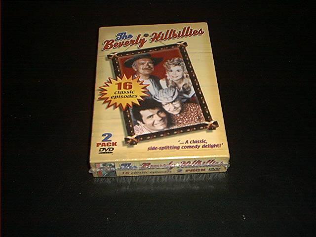 Beverly hillbillies dvd set
