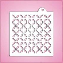 Geometric Circle Pattern Stencil-One Piece Only - $10.64