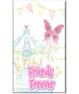 FRIENDS FOREVER Butterfly Refrigerator Magnet | MADE IN USA - $1.99+
