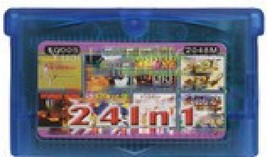24 in 1 GameBoy advance GBA Nintendo Video Game Boy Multi cart Series 32... - $24.13