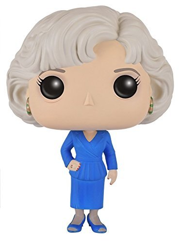 Funko POP TV: Golden Girls Rose Action Figure