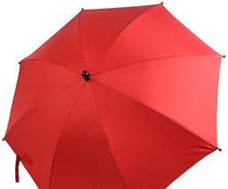 Stroller Umbrella Cover For Protect Sun&Rains Red