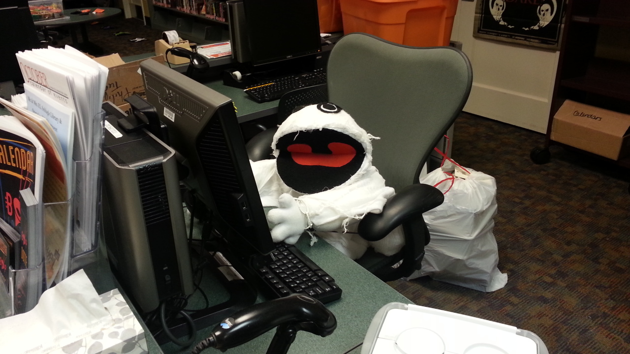 """MADE TO ORDER: Professional """"Ghost"""" Large Muppet Style Ventriloquist Puppet"""