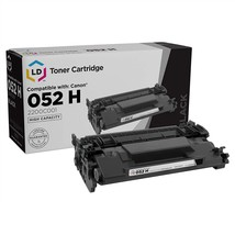 LD Compatible Toner Cartridge Replacement for Canon 052H 2200C001 High Yield (Bl - $84.99
