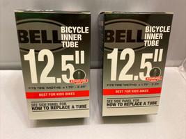 """2x Bike Inner Tube 12.5"""" Bell Standard Valve for Kids Bikes - $14.98"""