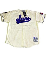 Tom Seaver 1966 Jacksonville Suns Mens 64 4XL Baseball Jersey Minor Leag... - $46.74