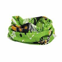 5 Pcs Multifunctional Sport Headbands-Scarves,Face Mask,Balaclava, Light... - $13.24