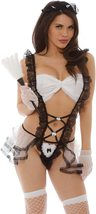 Exotic Chamber Maid Costume Set Sexy French Maid Role Play