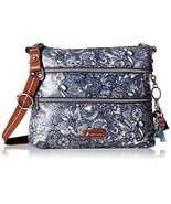 Sakroots Basic Crossbody, Optic in Bloom - $43.16