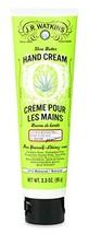 J.R. Watkins Hand Cream with Shea and Cocoa Butters, Aloe & Green Tea, 3.3 - $9.37