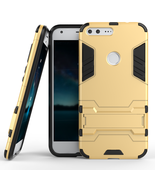 Defender Kickstand Protective Cover Case For Google Pixel XL 5.5inch - G... - $4.99