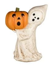"Bethany Lowe Halloween Little Ghost with Jack O Lantern 10"" Figurine Dec... - €30,47 EUR"