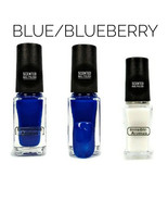 Two if by Scent Collection Blue/Blueberry Scented Nail Polish - $7.00