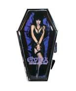 Kreepsville 666 Elvira My Coffin Gótico Punk Terror Compacto Makeup Espe... - $15.71