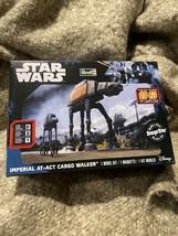 Revell Star Wars Imperial AT-ACT Cargo Walker model kit 85-1636 SnapTite - $27.72