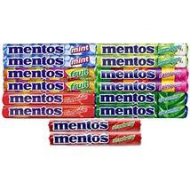 Mentos ,2 Of Each Flavor The Chewy Mint Sampler/Bundle - Mint, Cinnamon,... - $17.93
