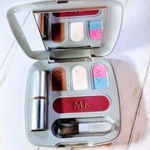 Mary Kay Signature Custom Compact 3 Eyeshadows  1 Lipstick  1 Blush 1 Bl... - $40.00