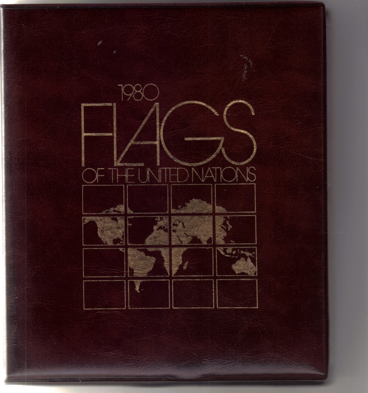 1980 flags fdc