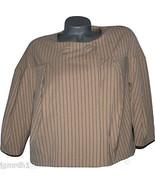 NWT VERTIGO PARIS Cape Swing Coat Jacket M $240... - $49.99