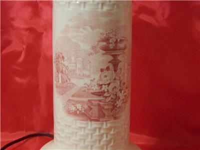 SOLIAN WARE HERITAGE LAMP BASE SOHO POTTERIES LTD