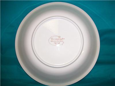 "Sunnycraft Large Pasta Bowl Almost 12"" Across"