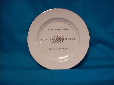 FT LAUDERDALE 94TH 1998 ANNUAL POSTAL CONVENTION PLATE