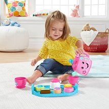 Fisher-Price Laugh & Learn Sweet Manners Tea Set image 2