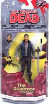 The Walking Dead Governor Phillip Blake Series 2 Action Figure McFarlane... - $18.55