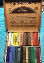 Vintage Grumbachers Finest Pastels 24 count - $62.51