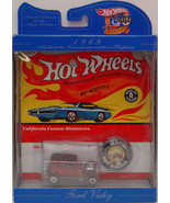 Hot Wheels 30 years AUTHENTIC COMMEMORATIVE  1969 - $10.00