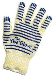 2 gloves Ove Glove Seen on TV Heat protection Oven glove Mitts