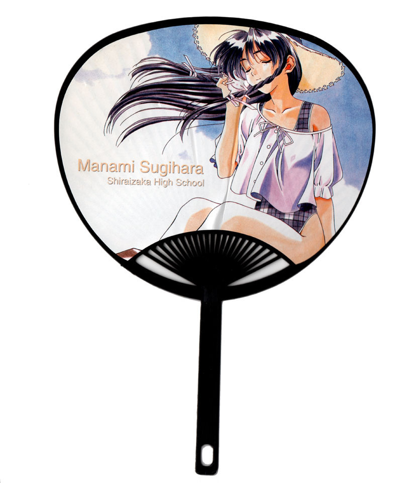 "Sentimental Graffiti ""Manami Sugihara"" Mini-Fan * Anime"