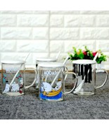 LOULONG® Moomin Mumin Lovely Shot Glasses Cup Security Finland Fairy Tal... - $23.44