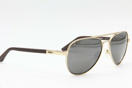 NEW REVO RE 1011 04 RACONTEUR GOLD POLARIZED AUTHENTIC FRAME SUNGLASSES ... - $123.42
