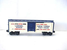 Lionel 'O' Scale 6-29904  2002 New York Toy Fair Box Car - $31.18