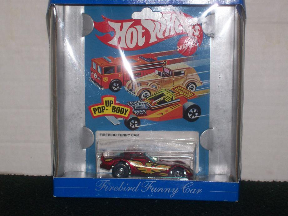 Hot Wheels 30 years AUTHENTIC COMMEMORATIVE  1982